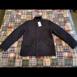 Barbour Powell Quilted Jacket.